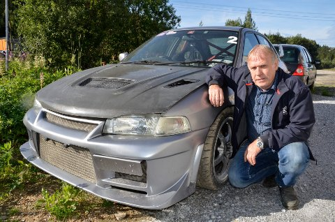 GODKJENT: - Jeg har møtt bare positivitet i arbeidet med godkjennelsen av løpet, sier Stig Hangås.