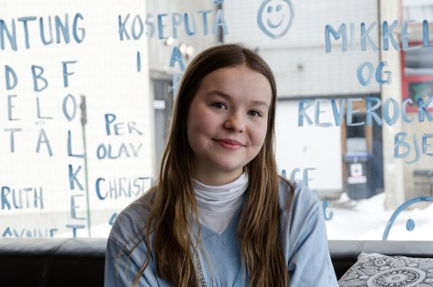 For andre år på rad er Mari-Marte Olsen Andal nominert til Drømmestipendet.