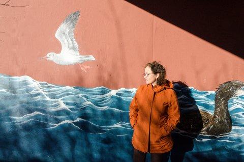 Kristine Rønning fra Utskarpen har de siste fire årene vært Rana kulturskoles ansikt utad. Nå flytter hun sørover igjen, hvor mannen hennes bor.