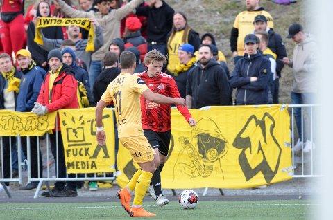 Kim Rainer Haaberg spilte i 2019 for Åga IL, før han flyttet til Trøndelag og spilte for Sverresborg. Nå er han Stålkam-klar.