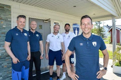 Den 1. september blir Jimmy Fjelldalselv sportssjef på full stilling i Rana FK. I dag er han spillerutvikler i halv stilling.
