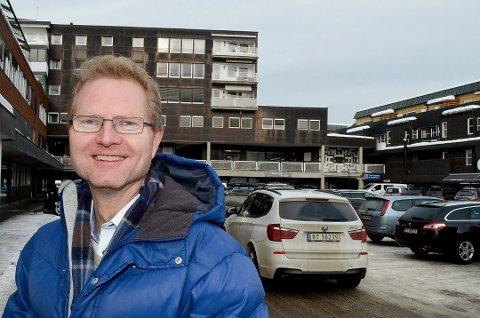 SKAL KJEMPE: Tor André Johnsen fortsetter i transport- og kommunikasjonskomiteen på Stortinget.