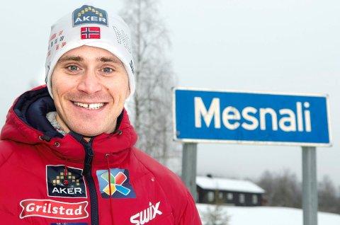 Landslagstreneren: Ola Vigen Hattestad gleder seg både til å flytte hjem til huset sitt i Mesnali og bli nye trener for verdens beste kvinnelandslag i langrenn.