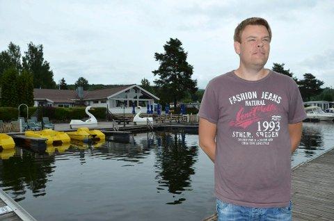 NYTT SELSKAP: Raymond Henriksen har startet Kastbakkvegen 5 Holding AS.