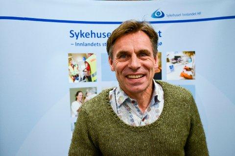 VRAKET: Ove Talsnes har ikke tillit blant de ansatte og er ikke å finne blant kandidatene til det nye sjukehusstyret. (Foto: Bjørn-Frode Løvlund)