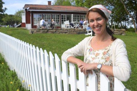 HAR DREVET I LANG TID: Det er 13 år siden Charlotte Sveinsen åpnet dørene til Skafferiet. Nå tar hun en pause.