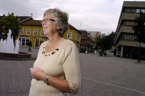 Elsa-Lill P. Strande.