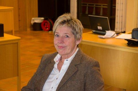 Rådmann May-Britt Nordli gir et begrenset ja til Europris på Bergermoen.