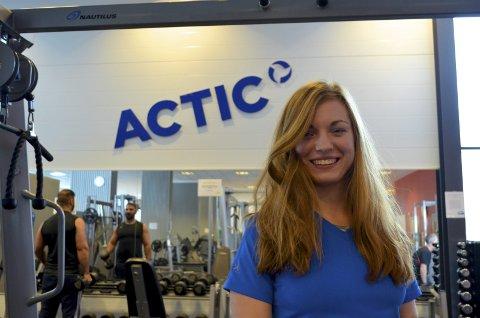Actic har kanskje den beste dealen- for 419 kr i måneden får du tilgang på treningssenteret og Ringeriksbadet!