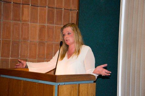 Fylkespolitiker Anne Sandum (Ap) forsikrer om at musikklinja, idrettslinja og medier og kommunikasjon skal bestå.