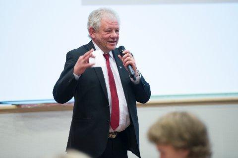 Fylkesutdanningssjef i Buskerud, Jan-Helge Atterås.