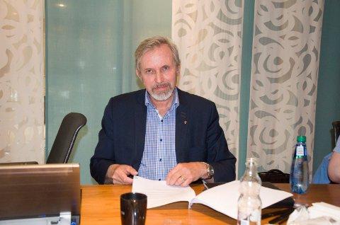 Ordfører i Hole, Per R. Berger (H) mener det er naturlig at de tre kommunene tar en ny prat om temaet kommunesammenslåing.