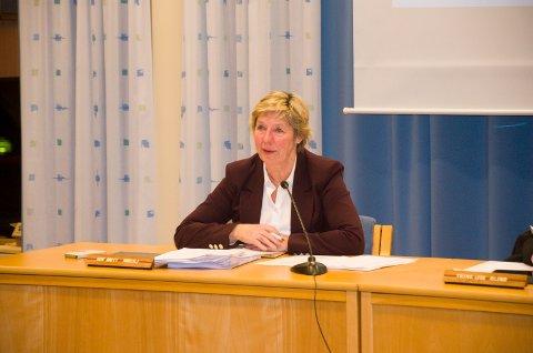Rådmann May-Britt Nordli i Jevnaker anbefaler fortsatt Jevnaker-politikerne å slå kommunen sammen med Ringerike og Hole.