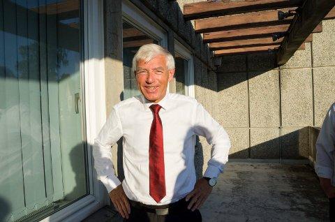 Rådmann Tore Isaksen foreslår en økning i kloakkavgiften og en del andre avgifter for neste år.