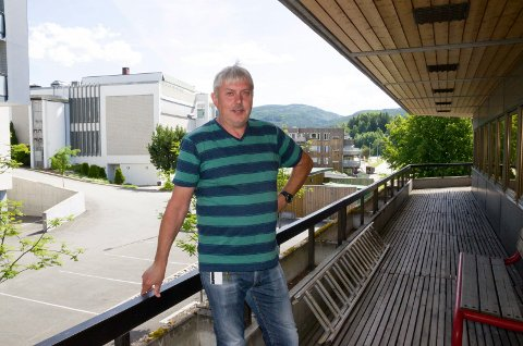 Bjørn Andreassen, hovedtillitsvalgt i Fagforbundet, mener de ansatte har mye å tilføre i måten å drive kommunen på.