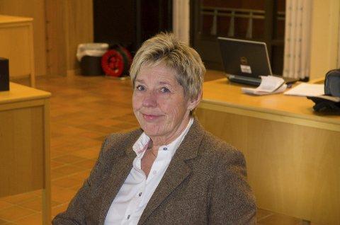 Godt arbeidsmiljø: Rådmann May-Britt Nordli mener arbeidsmiljøet på JORS er godt, men vil også følge med på situasjonen ved omsorgssenteret.