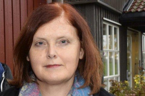 I FULL GANG: Eva Bekkelund-Eriksen er allerede i full gang som FAU-leder.