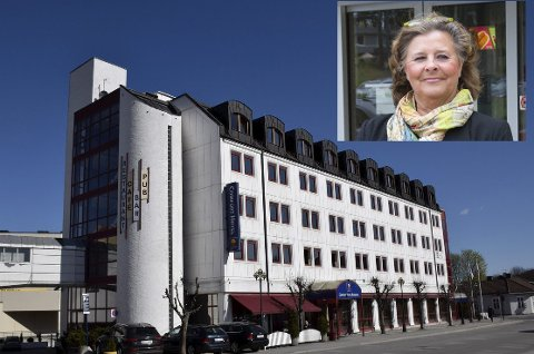 Hotell Ringerike er solgt.