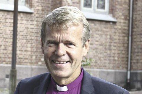 Biskop Per Arne Dahl .