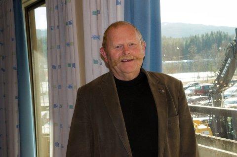 Geir Olsen (H) synes Jevnaker bør bli en del av region Viken sammen med Ringerike.