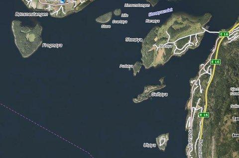 Poppe er i gang: Filminnspillingen skal ifølge VG foregå på Frognøya. (Kart: 1881)