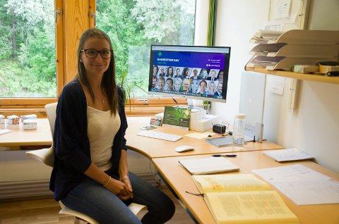 Veronika Bazika gleder seg til Innovation Day 29. august og lover en nyskapende konferanse for deltakerne.