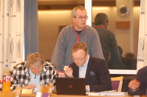 Ber for Hadeland: Bygdelista, Gran FrP og MDG i Gran er bekymret for en oppsplitting av Hadeland. Nå henvender de seg til Lunner og Jevnaker. Her er de partiene representert ved Øyvind Kvernvold Myhre og Morten Hagen (begge GBL) og Helge Tryggeseth (MDG).