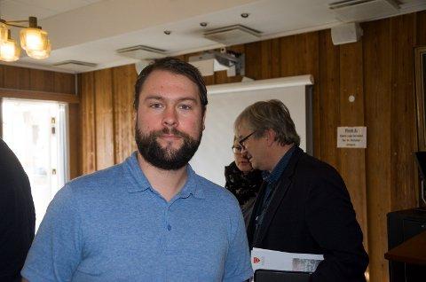 LISTETOPP: Magnus Herstad (Frp) mener kamp mot eiendomsskatten er blant den viktigste saken for Frp i neste periode.
