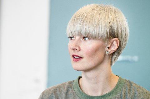Øydis Lund er daglig leder for Zaxiz frisør i Hemsedal.