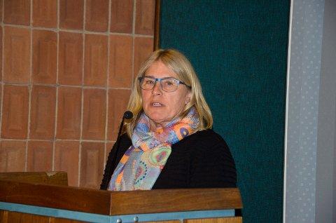 Arbeiderpartiets Kirsten Orebråten er foreslått som Arbeiderpartiets ordførerkandidat og trolig vil partiet slutte opp om henne.