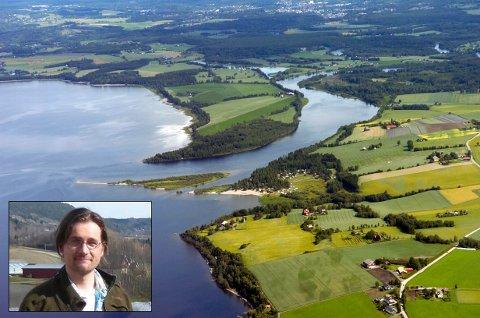 Naturvernkontakt i Norsk Ornitologisk forening avdeling Buskerud, Marius Von Glahn, er ikke fornøyd med regjeringens verneplan for våtmarksområdene ved Tyrifjorden.