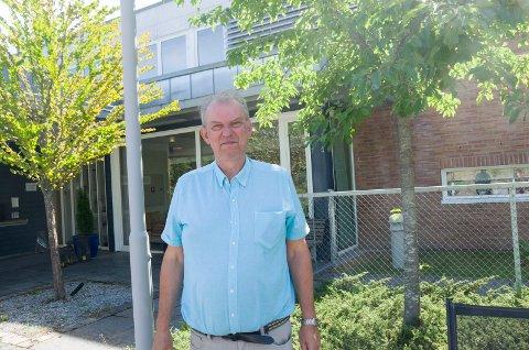 GODE TJENESTER: Runar Johansen (H) mener mye er bra i eldreomsorgen, men skulle gjerne vært foruten ventelister.