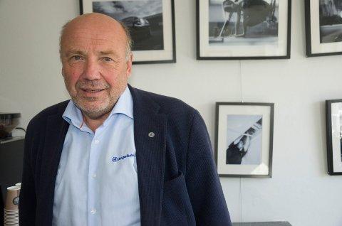 Ole Sunnset, administrerende direktør ved Ringerikskraft, opplyser at arbeidet med datasenteret til Kryptovault så langt har gitt 16 årsverk for Ringerikskraft. Han tror det kan bli langt flere i framtiden.