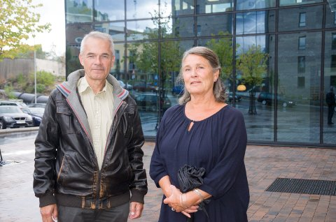 GÅR FOR VIDT: Einar Zwaig (Rødt) og Nanna Kristoffersen (Solidaritetslista) er mener politikerne bevilger seg alt for høye godtgjørelser. De mener politikerne bør vise måtehold.