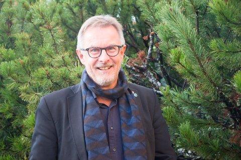 COMEBACK: Helge Stiksrud er nå tilbake i Venstre etter å ha vært utmeldt siden Venstre gikk inn i regjering med Fremskrittspartiet.