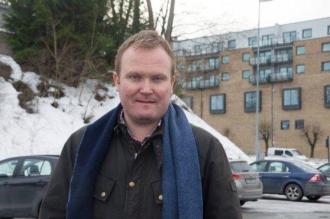 GLEDER SEG TIL VALG: Hans-Petter Aasen tror Senterpartiet gjør et godt valg og at de kan finne flere aktuelle partier å samarbeide med etterpå.