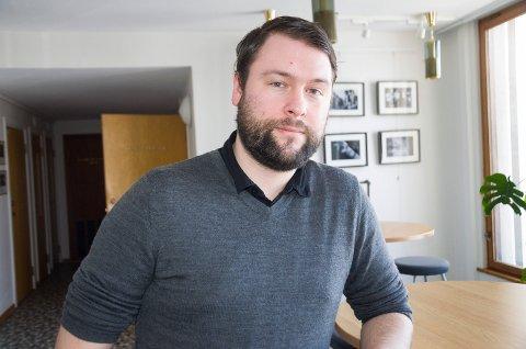 GIR SEG: Magnus Herstad (Frp) har markert seg i lokalpolitikken i de siste 13 årene. Nå gir han seg og går ut av kommunestyret.