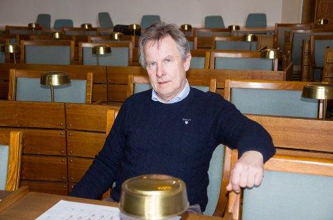 2019: Helge Stiksrud sitter fortsatt i kommunestyret i Ringerike.
