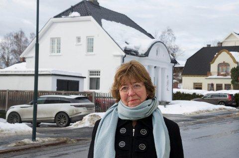 TIDLIGERE BYPLANSJEF: Inger Kammerud sa opp stillingen tidligere i år.