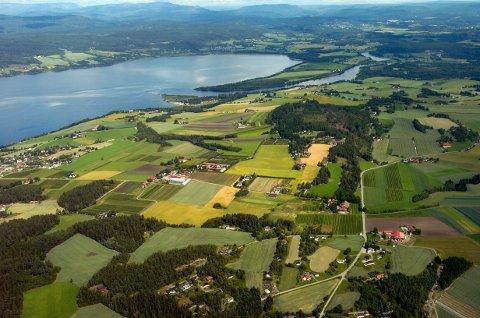 MANGE BERØRT: Husstander i en rekke veier på Røyse er berørt av kanselleringen av fiberavtalene.