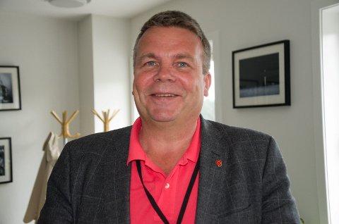 Varaordfører Dag E. Henaug (H).