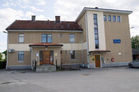 FLERE I FELLESSKAP: Et av legekontorene i Vesterngaten 5 ble stengt.