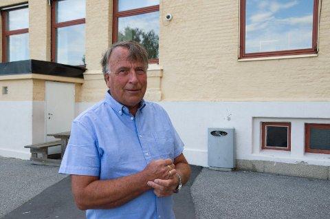 DEBATT: Atle Olav Ljåstad, mener noe må gjøres med trafikkavviklinga i Hønefoss. Han tar til orde for bomring, men også betydelig flere bussavganger og innfartsparkeringer.