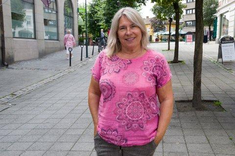 SAMARBEID: Arbeiderpartiets ordførerkandidat, Kirsten Orebråten, lover at Arbeiderpartiet skal jobbe hardt for å finne løsninger på klimakrisa.