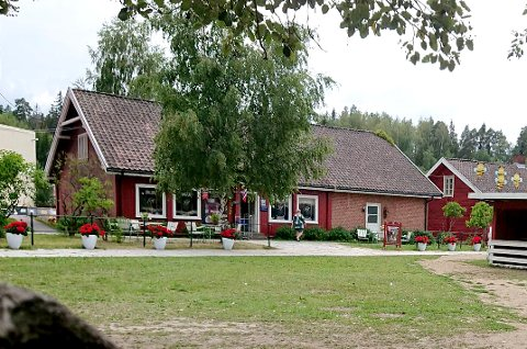 Hadeland Glassverk: På området til Hadeland Glassverk er det mange spisesteder som Mattilsynet kontrollerer, deriblant Norgesglasshuset.