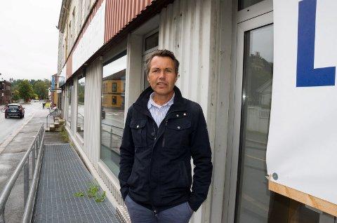 SKUFFET: Eier og utbygger Sindre Lafton er skuffet over at bygget i Stangs gate 7 fortsatt er foreslått vernet. Mange lesere mener han bør få realisere planene sine.