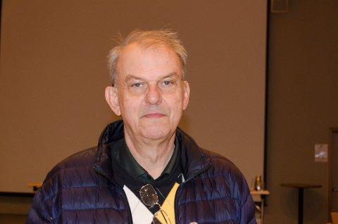 SKUFFET: Runar Johansen (H) synes Høyre får dårlig betalt for jobben de gjør og er skuffet over at partiet gjør det så dårlig på en ny meningsmåling.