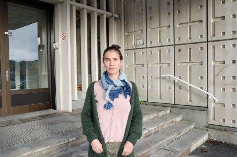 SOLIDARITET: Anne-Erita Berta (MDG) mener kommunalt ansatte i Rådhuset bør gå ned i lønn i solidaritet med alle som er rammet av effektene av korona-pandemien.