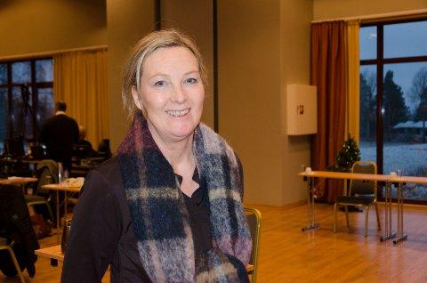 ROS: Anne Mari W. Ottesen (Sp) mener ordfører Kirsten Orebråten (Ap) gjør en god jobb. Hun mener det ikke er nødvendig med to ordførere.