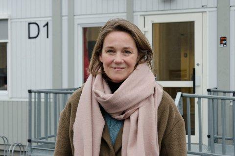SMITTE: Rektor Anne Cathrine Fjellvang sendte lørdag ut sms til foresatte ved Ullerål skole om at en elev i 2a er smittet av koronavirus.